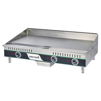WINEGD36M - Winco - EGD-36M - 36 in Spectrum Electric Griddle Product Image