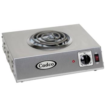 CDOCSR1T - Cadco - CSR-1T - 120V Single Hot Plate Product Image
