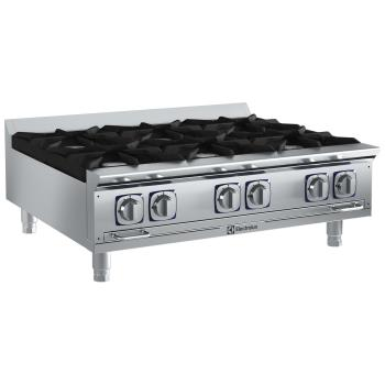 DIT169002 - Electrolux-Dito - 169103 - 6 Burner Table Top Gas Range Product Image