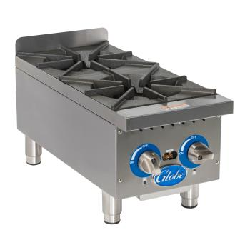 GLOGHP12G - Globe - GHP12G - 12 in Gas Hot Plate Product Image