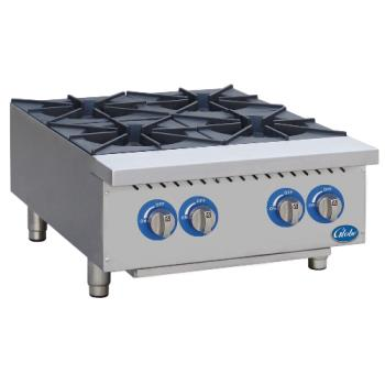GLOGHP24G - Globe - GHP24G - 24 in Gas Hot Plate Product Image