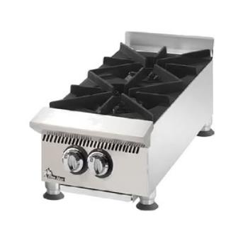 STA802H - Star - 802HA - Ultra-Max® 12 in Gas Hot Plate Product Image