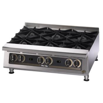 STA808H - Star - 808HA - Ultra-Max® 48 in Gas Hot Plate Product Image