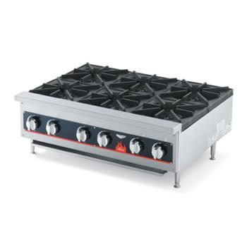 "VOL40738 - Vollrath - 40738 - Cayenne® 36"" Gas Hot Plate Product Image"