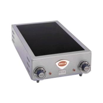 WELHC225 - Wells - HC-225 - Ceramic Hot Plate w/ 2 Burners Product Image