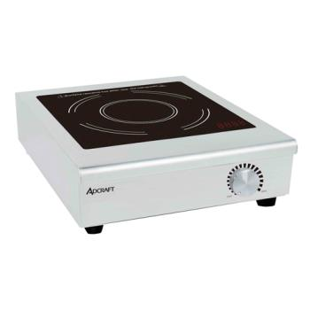 ADMINDC120V - Adcraft - IND-C120V - Manual Control Countertop Induction Cooker (120V) Product Image