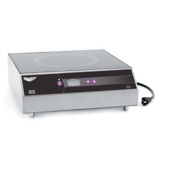 "VOL69504 - Vollrath - 69504 - 18 1/2"" Ultra Series Countertop Induction Range Product Image"