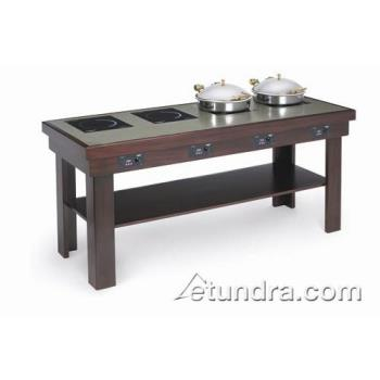 "VOL75523 - Vollrath - 75523 - 76"" x 30"" Induction Buffet Table Product Image"