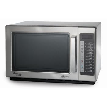 95360 - Amana - RCS10TS - 1000 Watt Commercial Microwave Oven Product Image