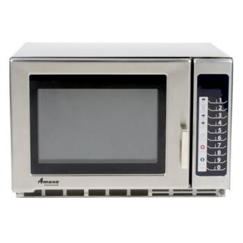 95157 - Amana - RFS12TS - 1200 Watt Digital Commercial Microwave Oven Product Image