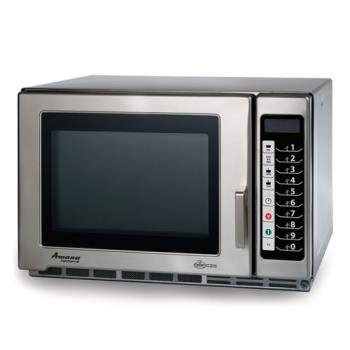 95358 - Amana - RFS18TS - 1800 Watt Commercial Microwave Oven Product Image