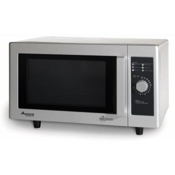 95337 - Amana - RMS10DS - 1000 Watt Commercial Microwave Oven Product Image