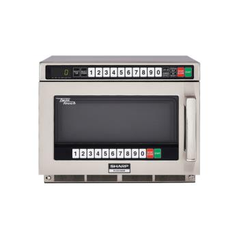 SHARCD1200M - Sharp Electronics - R-CD1200M - 1200 Watt TwinTouch™ Digital Commercial Microwave Oven Product Image