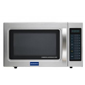 TURTMW1100NE - Turbo Air - TMW-1100NE - 1000 Watt Radiance Digital Commercial Microwave Oven Product Image