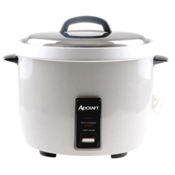 95298 - Adcraft - RC-E30 - 30 Cup Electric Commercial Rice Cooker w/ Measuring Cup Product Image