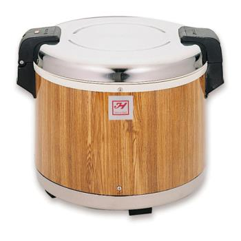 THGSEJ18000 - Thunder Group - SEJ18000 - 30 Cup Wood Grain Rice Warmer Product Image