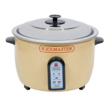 TOW57155 - Town Food Service - 57155 - 55 C Electric Rice Cooker Product Image