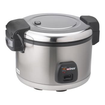 WINRCS300 - Winco - RC-S300 - 60 Cup Electric Rice Cooker & Warmer Product Image