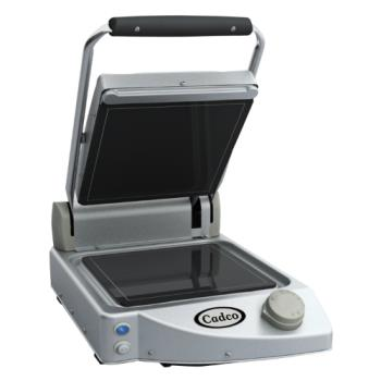 CDOCPG10F - Cadco - CPG-10F - Single Panini Grill with Smooth Plates Product Image