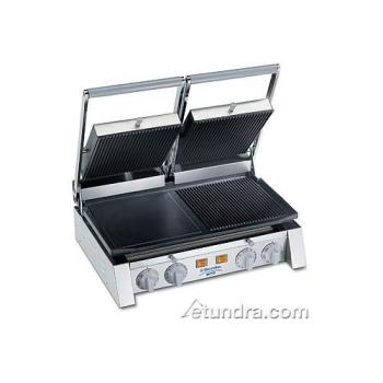 DIT602114 - Electrolux-Dito - DGS20U - Libero Dual Panini Grill w/ Ribbed Top & Smooth Bottom Plates Product Image
