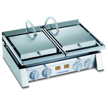 DIT602114 - Electrolux-Dito - DGS20U - Libero Dual Panini Grill w/ Mixed Plates Product Image