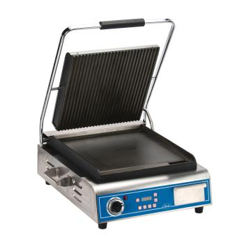 GLOGPGS14D - Globe - GPGS14D - Single Panini Grill Product Image