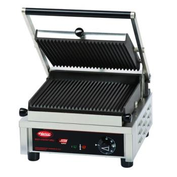 HATMCG10G120QS - Hatco - MCG10G-120 - 120V 10 in Single Panini Grill Product Image