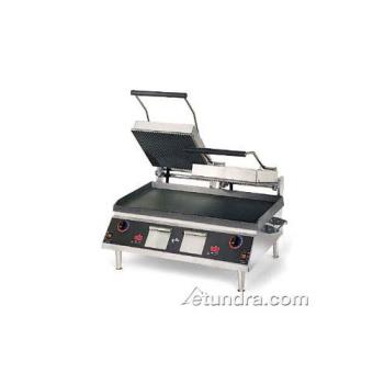 "STACG28IEGT - Star - CG28IEGT - Pro-Max® 28"" Grooved/Smooth Sandwich Grill w/ Electronic Timer Product Image"