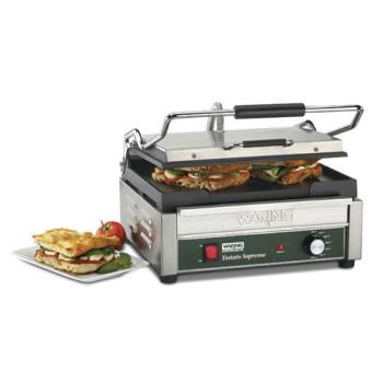 WARWFG250 - Waring - WFG250 - Tostato Supremo™ Large Flat Grill Product Image