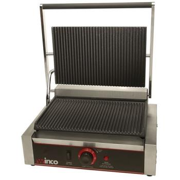 99289 - Winco - EPG-1 - 14 in Single Panini Grill Product Image