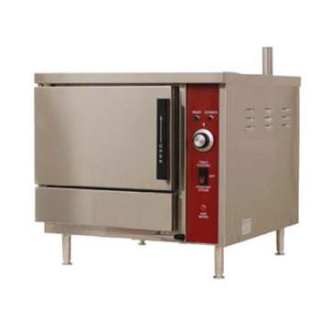 SOUEZ243 - Crown Steam - EPX-3 - StratoSteam 3-Pan Electric Countertop Convection Steamer Product Image
