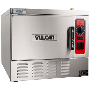 VULC24EA3LWE - Vulcan - C24EA3-LWE - 3 Pan Countertop Convection Steamer Product Image
