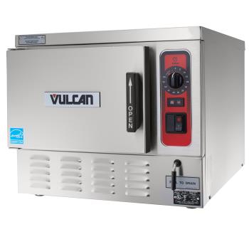VULC24EO3 - Vulcan - C24EO3 - 3 Pan Countertop Convection Steamer Product Image