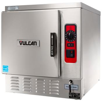 VULC24EO5 - Vulcan - C24EO5 - 5 Pan Countertop Convection Steamer Product Image
