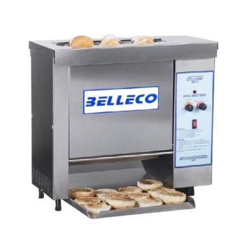 BCOCBT15240 - Belleco - CBT-15-240 - 13 in 240V Conveyor Contact Toaster Product Image