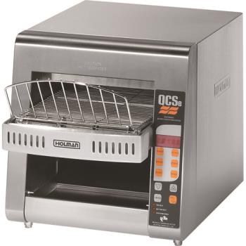 STAQCSE2500 - Holman - QCSE2-500 - Conveyor Toaster With Electronic Controls 500 Slices/Hr Product Image