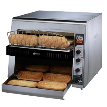 STAQCSE3950H - Holman - QCSE3-950H - High Volume Conveyor Toaster 950 Slices/Hr Product Image