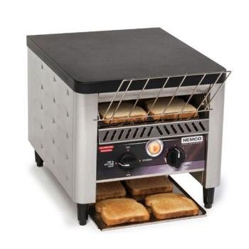 95148 - Nemco - 6800 - 2 Slice Conveyor Toaster 300 Slices an Hour Product Image
