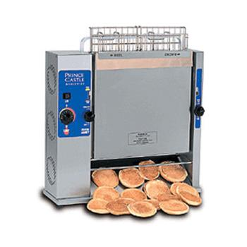 PRI297T20 - Prince Castle - 297-T20 - Slim-Line Vertical Contact Bun Toaster Product Image