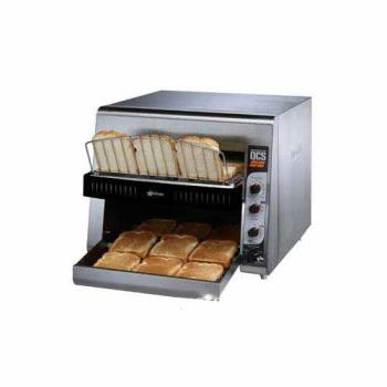 STAQCS31000A - Star - QCS3-1000 - High Volume Conveyor Toaster 1000 Slices/Hr Product Image