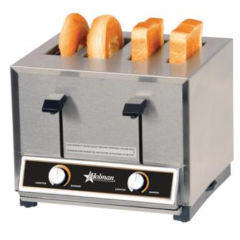 STACT4 - Holman - CT4 - 4 Slot Combo Pop-Up Toaster Product Image