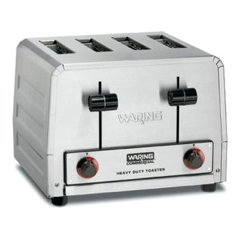 95230 - Waring - WCT800 - 4 Slot 120V Heavy Duty Toaster Product Image