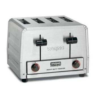 WARWCT800RC - Waring - WCT800RC - 4 Slot 120V Heavy Duty Toaster Product Image