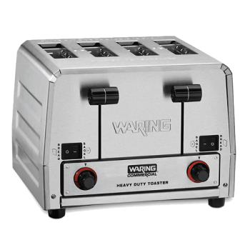 WARWCT850 - Waring - WCT850 - 4-Slot Switchable Toaster Product Image