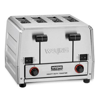 WARWCT855 - Waring - WCT855 - 240V Heavy Duty Switchable Bread/Bagel Toaster Product Image