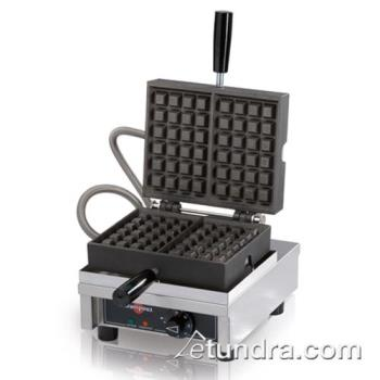 EURWECCBCAT - Krampouz - WECCBCAT - Krampouz Single 4x6 Belgian Waffle Maker- 240v Product Image
