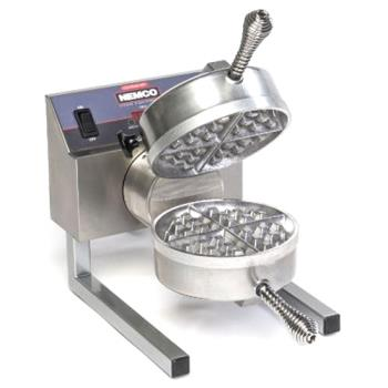 NEM70201 - Nemco - 7020A-1 - Single Belgian Waffle Baker with Fixed Grid Product Image