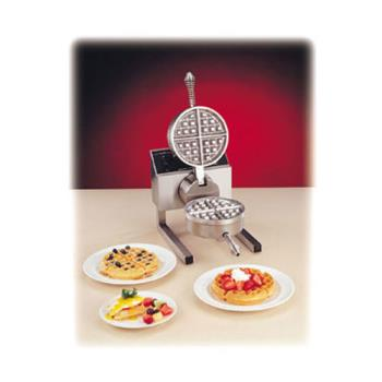 NEM7020 - Nemco - 7020A - Single Belgian Waffle Baker with Removable Grid Product Image