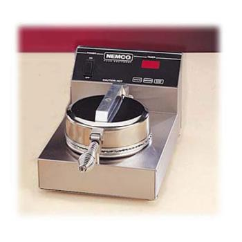 NEM7030 - Nemco - 7030A - Single 7 in Waffle Cone Baker Product Image