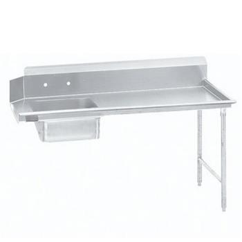 ADVDTSS6048RX - Advance Tabco - DTS-S60-48R-X - 47 in x 30 in Right-to-Left Soiled Dishtable Product Image